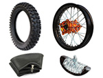 Pack Roue Pneumatique Dirt Bike Pièces Pit Bike