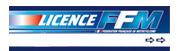 Licence Fédération Française de Motocyclisme