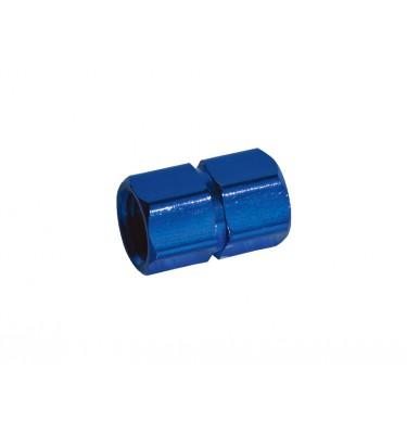 Bouchon de valve alu - Bleu