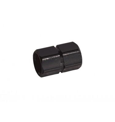 Bouchon de valve alu - Noir