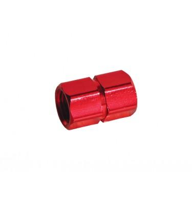 Bouchon de valve alu - Rouge