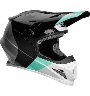 Casque cross THOR Sector Bomber MIPS - Adulte