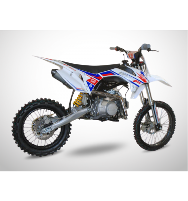 Dirt Bike BASTOS MXF 140 - 17/14 - 2020