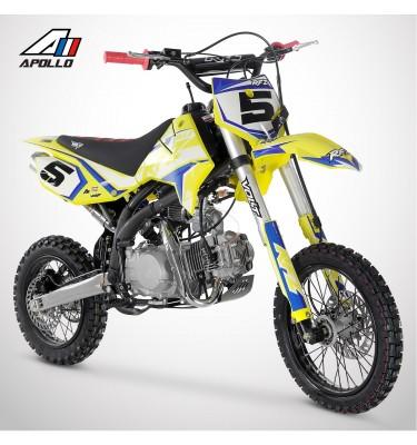 Dirt Bike APOLLO RFZ OPEN 125 - 2021 - Jaune