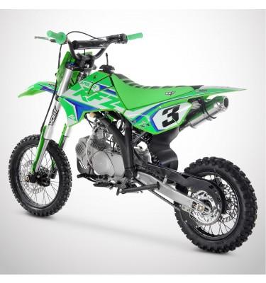Dirt Bike APOLLO RFZ OPEN 125 - 2021 - Vert