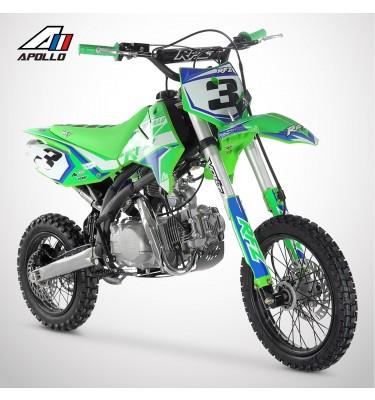 Dirt Bike APOLLO RFZ OPEN 150 - 2021 - Vert