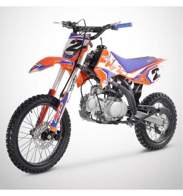 Dirt Bike APOLLO RFZ ENDURO 125 17/14 - 2021 - Orange