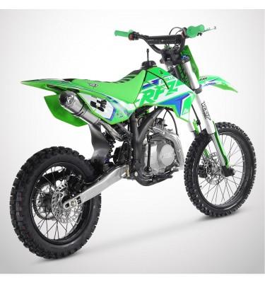 Dirt Bike APOLLO RFZ ENDURO 125 17/14 - 2021 - Vert