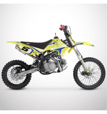 Dirt Bike APOLLO RFZ ENDURO 150 17/14 - 2021 - Jaune