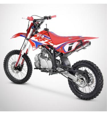 Dirt Bike APOLLO RFZ ENDURO 150 17/14 - 2021 - Rouge