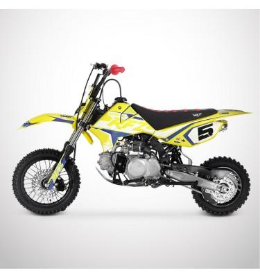Dirt Bike APOLLO RFZ ROOKIE 110 Semi-Auto 12/10 - 2021 - Jaune