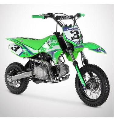Dirt Bike APOLLO RFZ ROOKIE 110 Semi-Auto 12/10 - 2021 - Vert
