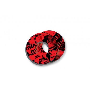 Donuts FX FACTORY - METAL MULISHA - Rouge