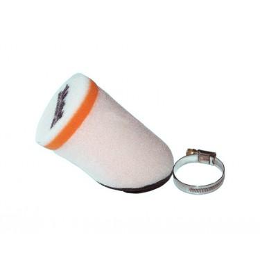Filtre à air - 40mm - Coudé - TWIN AIR
