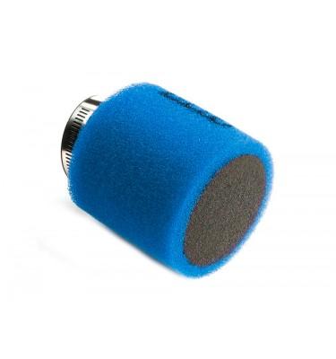 Filtre à air - 38mm - UNI - Bleu