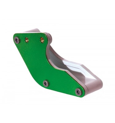Guide chaîne téflon - Vert