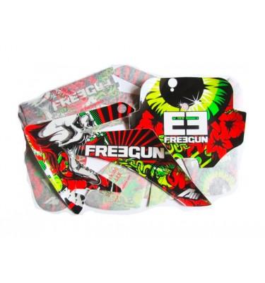 Kit déco FREEGUN Evil - Type CRF70
