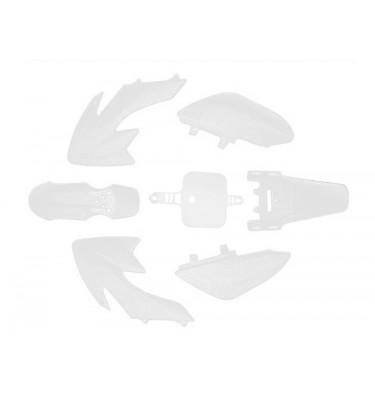 Kit plastique - Type CRF50 - Blanc