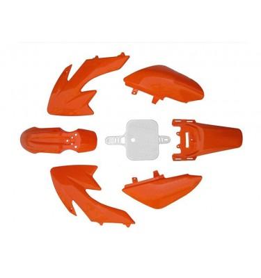 Kit plastique - Type CRF50 - Orange