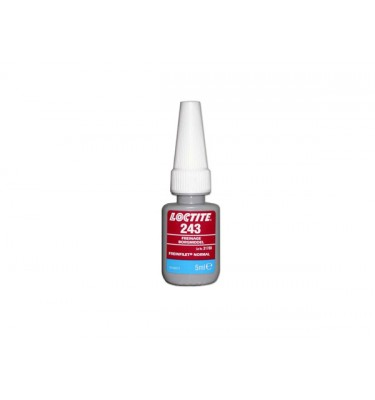 LOCTITE 243 - Freinfilet normal - 5ml