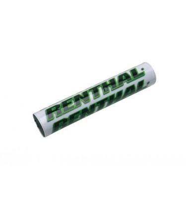 Mousse de guidon - 216mm - RENTHAL - Blanc/Vert