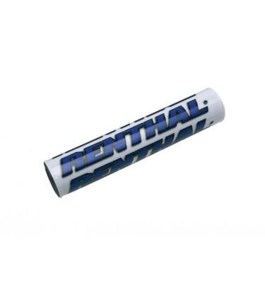 Mousse de guidon - 245mm - RENTHAL - Blanc/Bleu