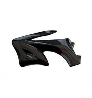Plastique - AGB27 - Ouie gauche - Noir
