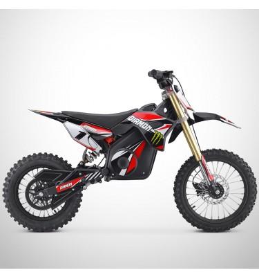 Moto enfant électrique ORION 1300W - 14/12 - Édition 2021 - Rouge