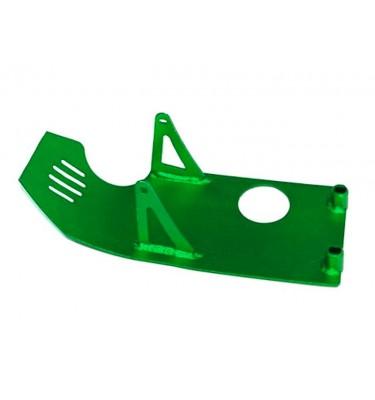Sabot alu - Vert