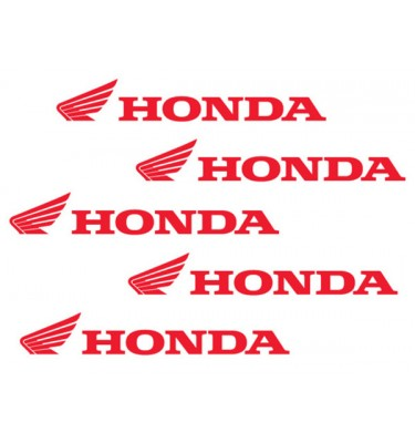 Stickers - HONDA - FX FACTORY