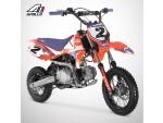 Dirt Bike APOLLO RFZ ROOKIE 110 Semi-Auto 12/10 - 2021 - Orange