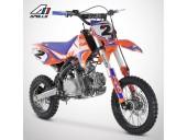 Dirt Bike APOLLO RFZ OPEN 125 - 2021 - Orange