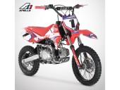 Dirt Bike APOLLO RFZ ROOKIE 125 14/12 - 2021 - Rouge