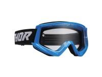 Lunettes / Masque cross enfant THOR 2022 Combat Racer - Bleu / Noir