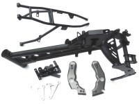 Cadre GUNSHOT V2 - Type TTR110 - Cross