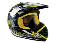 Casque cross CHOK Star - Adulte
