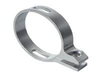Collier d'échappement ovale - Alu