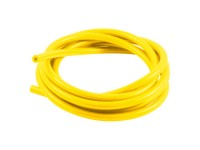 Durite à essence 5mm - 1m - Jaune fluo