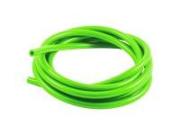Durite à essence 5mm - 1m - Vert fluo