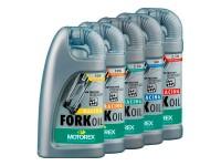 Huile de fourche MOTOREX Racing Fork Oil - 1 Litre