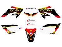 Kit déco ROCKSTAR - Type CRF70