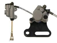 Kit frein arrière - Simple piston - 15mm