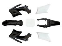 Kit plastique - Type AGB27 - Noir