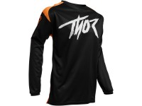 Maillot cross adulte THOR Sector Link - Orange
