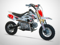 Dirt Bike BASTOS BS 90 MINI - 2020