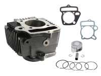 Pack cylindre / piston - 55mm - 140cc - LIFAN
