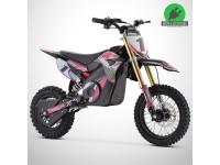 Moto enfant électrique ORION 1300W - 12/10 - Édition 2021 - Rose