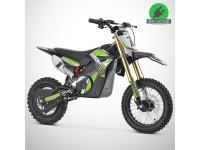 Moto enfant électrique ORION 1300W - 12/10 - Édition 2021 - Vert