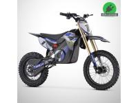 Moto enfant électrique ORION 1300W - 14/12 - Édition 2021 - Bleu