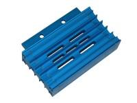 Radiateur d'huile - 10mm - Bleu